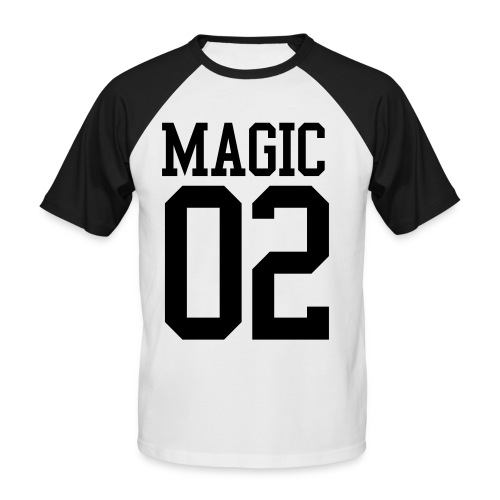 magic 02 - Men's Baseball T-Shirt