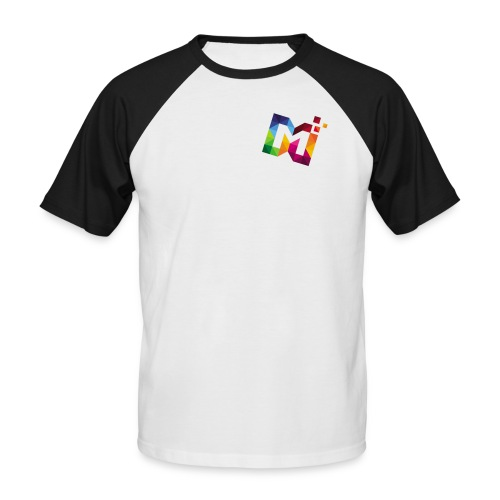 Untitled 2 png - Männer Baseball-T-Shirt