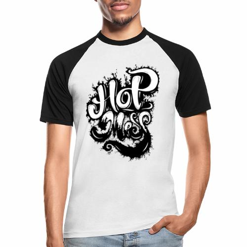 Hot Mess - Tattoo Urban Ink Graffitti - Kortærmet herre-baseballshirt