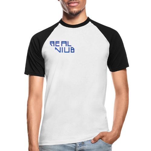 Realniub 10k Followers Special - Men's Baseball T-Shirt
