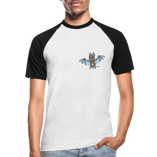 Bat Damon - Men's Baseball T-Shirt