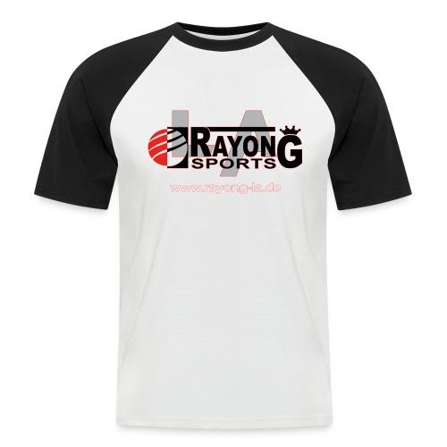 rayong-logo - Männer Baseball-T-Shirt