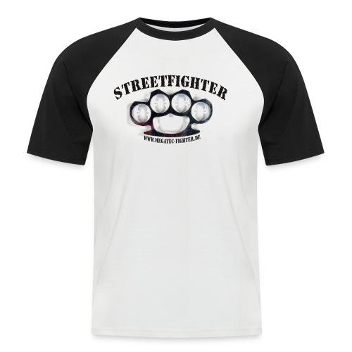 Schlagring - Männer Baseball-T-Shirt