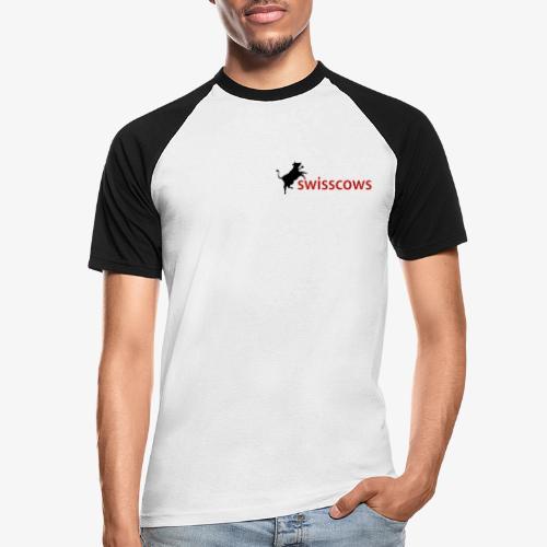 Swisscows - Männer Baseball-T-Shirt