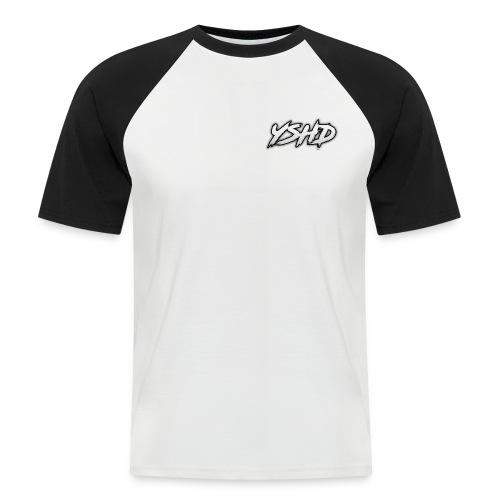 YSHD TSHIRT DZN LARGE png - Men's Baseball T-Shirt