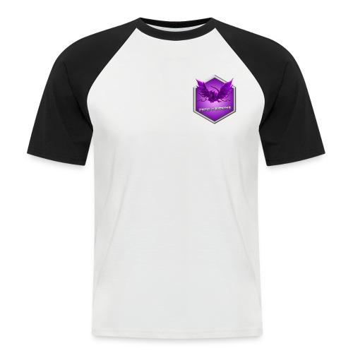 Zer0Messing - Men's Baseball T-Shirt