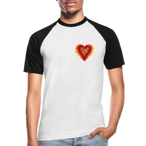 Chocolat love - Men's Baseball T-Shirt