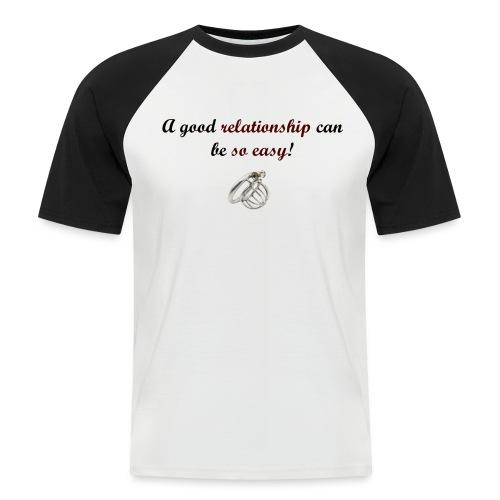domsub-clothing.com - Men's Baseball T-Shirt