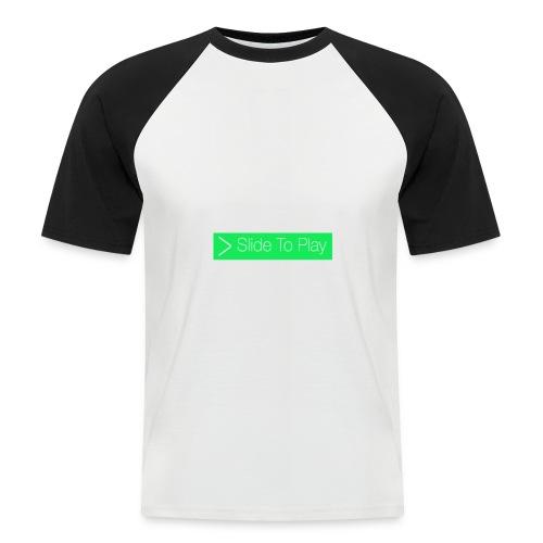 The Harp Queen T Shirt for men - Men's Baseball T-Shirt