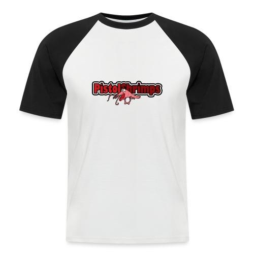 4392392 13107076 pistolshrimps 1 orig - Men's Baseball T-Shirt