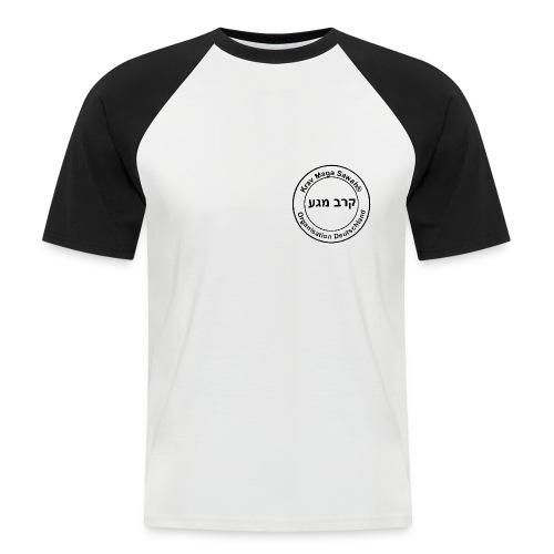 Krav Maga Sawah Organisation Deutschland - Männer Baseball-T-Shirt