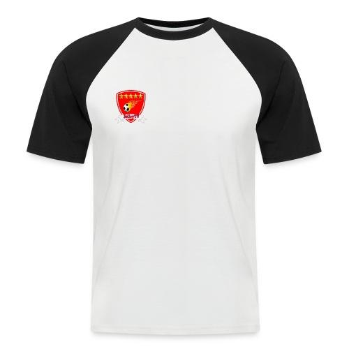 JolleyTV icon - Men's Baseball T-Shirt