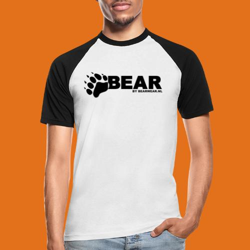 bear by bearwear sml - Men's Baseball T-Shirt