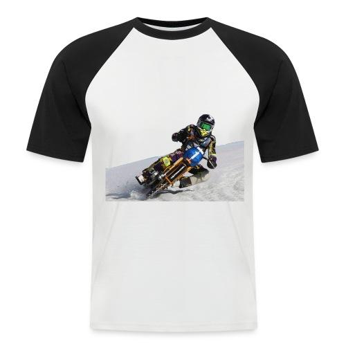 Max on Tour - Männer Baseball-T-Shirt