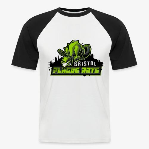 Bristol Plague Rats - Men's Baseball T-Shirt