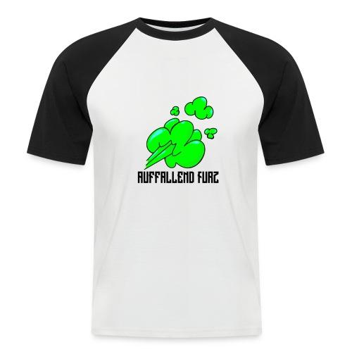 Auffallend Furz - Männer Baseball-T-Shirt