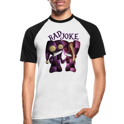 Traumpaar aus dem Irrenhaus - Männer Baseball-T-Shirt