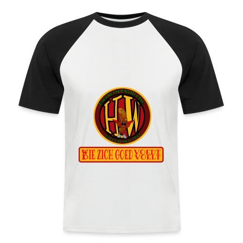 wie en die png - Men's Baseball T-Shirt