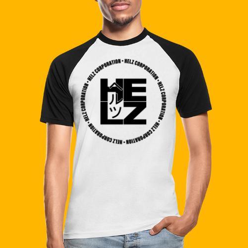 HELZ CORPORATION - T-shirt baseball manches courtes Homme