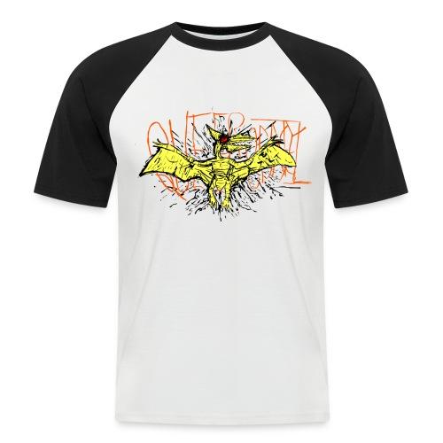 Queerodactyl - Men's Baseball T-Shirt