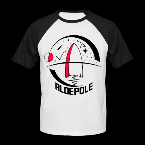 Aloepole Rocket - Men's Baseball T-Shirt