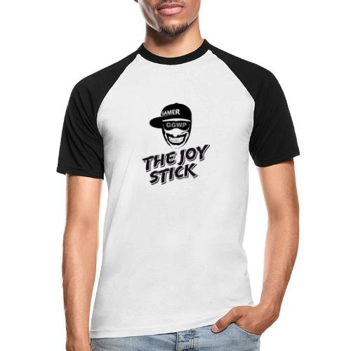 The Joy Stick - Gamer - Miesten lyhythihainen baseballpaita