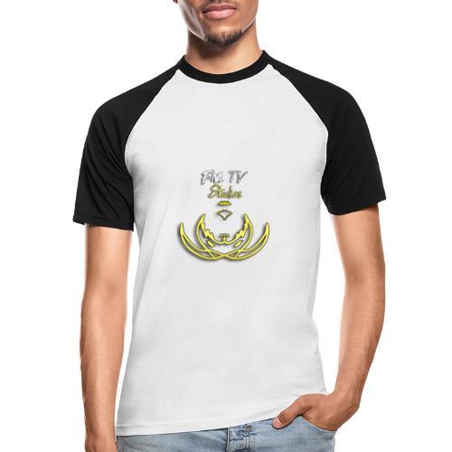 FM TV STUDIOS PREMIUM II - Camiseta béisbol manga corta hombre