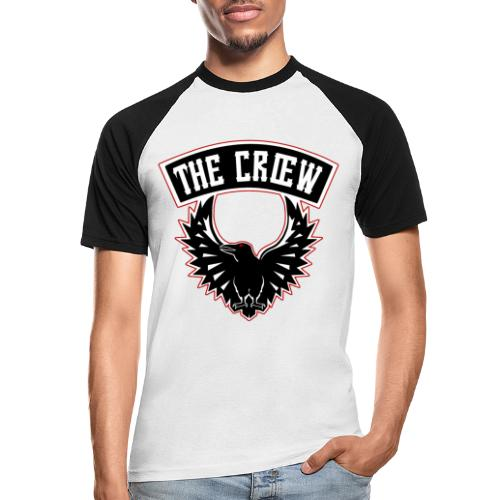 THE CRŒW SYL TEAM CROW - T-shirt baseball manches courtes Homme