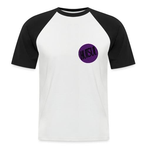 Hutsul Spiral Logo - T-shirt baseball manches courtes Homme