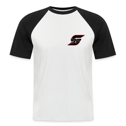 S57 Spread - Männer Baseball-T-Shirt