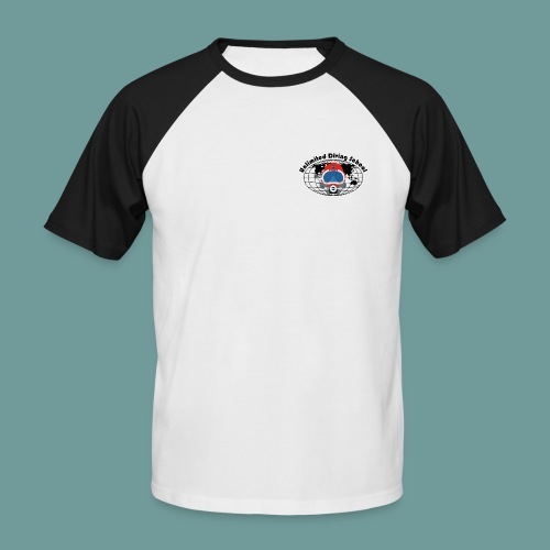 T-shirt UDS WB - T-shirt baseball manches courtes Homme