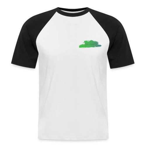 merk png - Mannen baseballshirt korte mouw