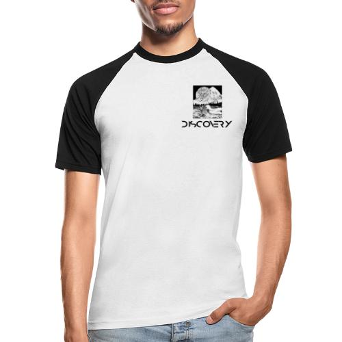 Discovery Logo - T-shirt baseball manches courtes Homme