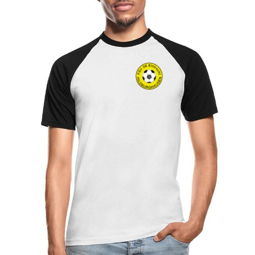 Hildburghausen FSV 06 Club Tradition - Männer Baseball-T-Shirt