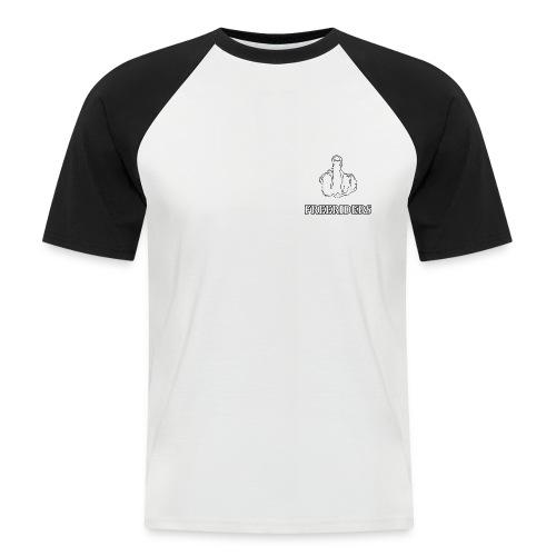 Logo Neu png - Männer Baseball-T-Shirt
