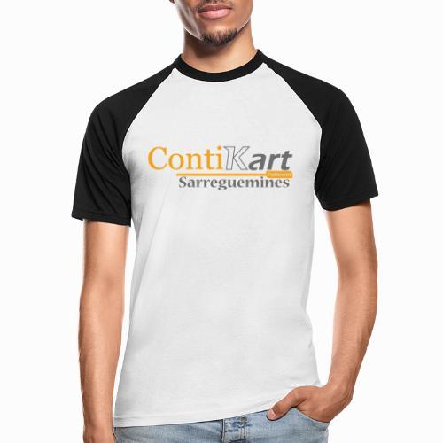 ContiKart Follower - T-shirt baseball manches courtes Homme