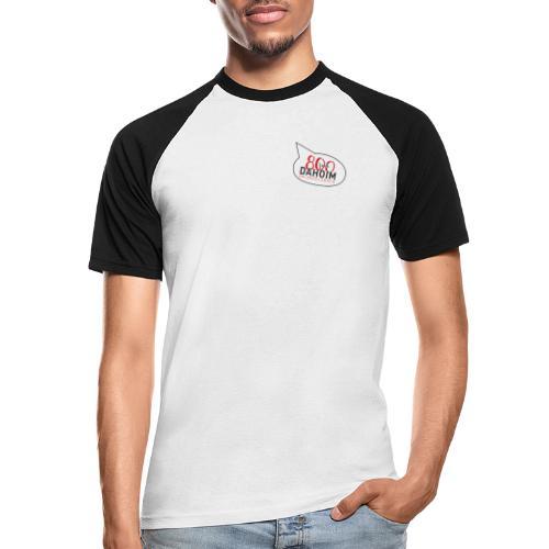 Dahoim am Andelsbach - WEISS - Männer Baseball-T-Shirt
