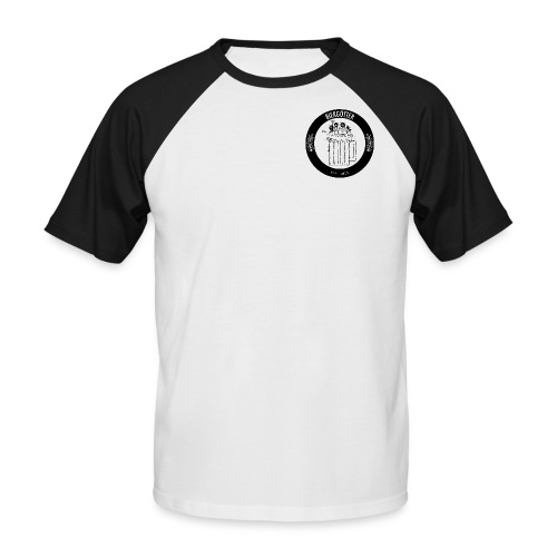 BIERGOETTER - Männer Baseball-T-Shirt