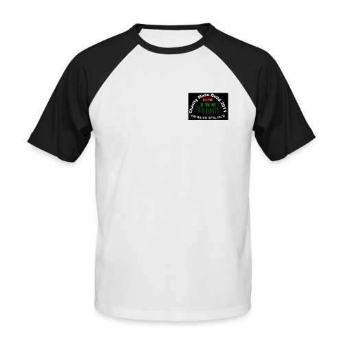 massbuild - Men's Baseball T-Shirt