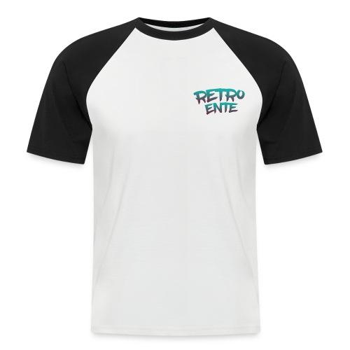 Unbenannt - Männer Baseball-T-Shirt