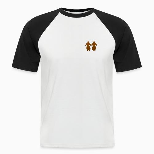 Lesbiske Pepperkaker! - Men's Baseball T-Shirt