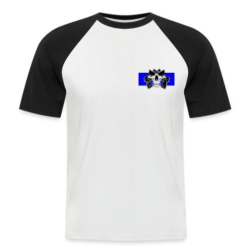 Mad CIty Black - Camiseta béisbol manga corta hombre