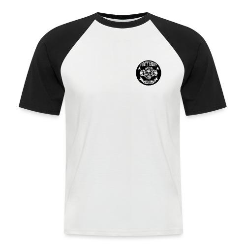 48 spirit - T-shirt baseball manches courtes Homme