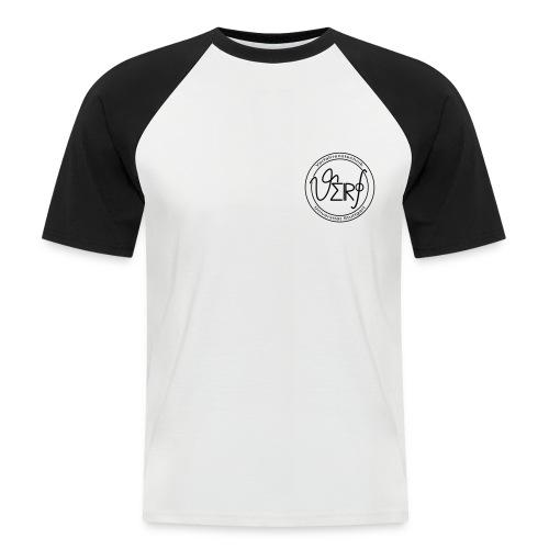 logo_normal - Männer Baseball-T-Shirt