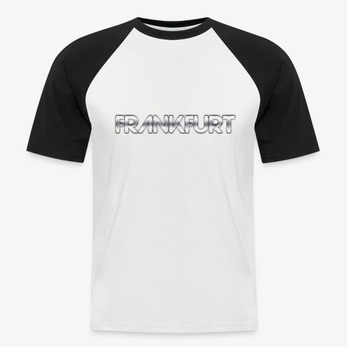 Metalkid Frankfurt - Männer Baseball-T-Shirt
