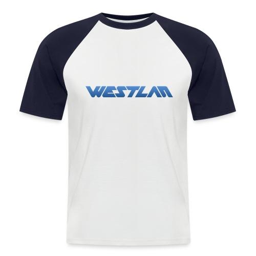 WestLAN Logo - Men's Baseball T-Shirt