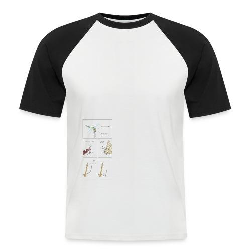 prueba prueba prueba prueba prueba prueba - Camiseta béisbol manga corta hombre