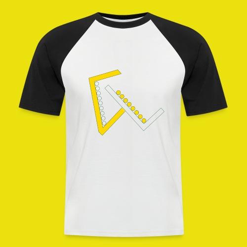 Giulio Laura FX T-Shirt - Maglia da baseball a manica corta da uomo