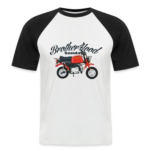 gorilla - T-shirt baseball manches courtes Homme