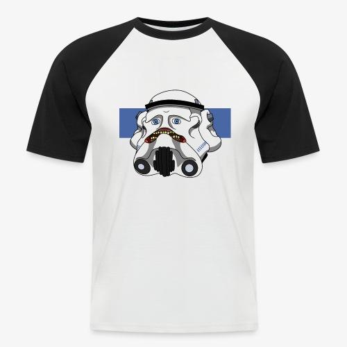 The Look of Concern - Men's Baseball T-Shirt